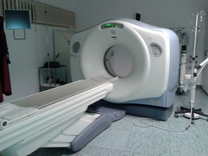 Computertomograph (CT)